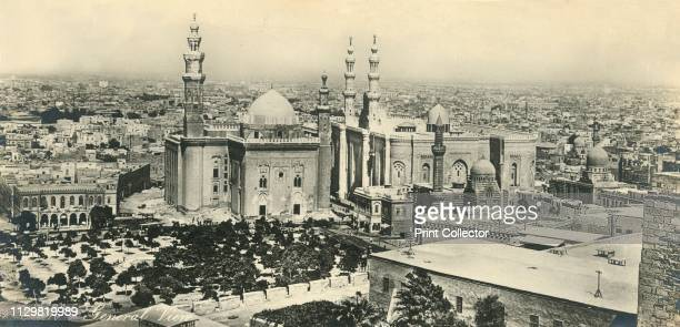 Cairo General View' circa 1918circa 1939 From an album of postcards Artist Unknown