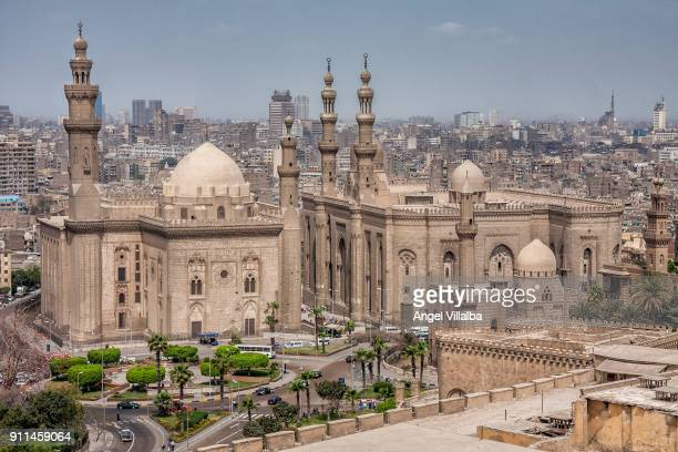 Cairo. Madrassa of Sultan Hassan & The Mosque of Al Rifai
