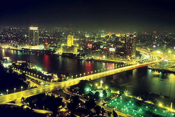 Cairo Skyline Wall Art