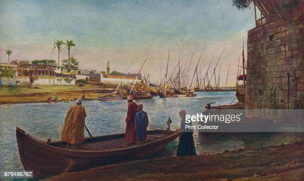 Cairo. Whether moving along the water with lateen sails outspread, or moored with bare poles by the shore, the feluccas of the Nile provide an...