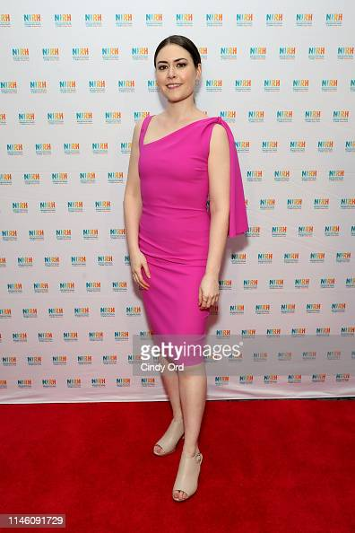 Cait Cortelyou Poses For A Photo During The National Institute For News Photo Getty Images