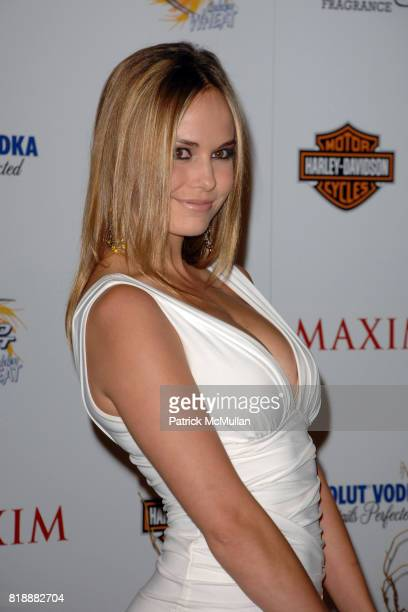 Caite Upton attends THE MAXIM HOT 100 PARTY 2010 at Paramount Studios on May 19 2010 in Hollywood California