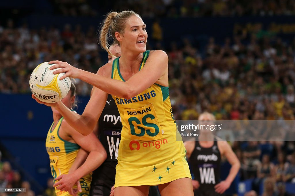 2019 Constellation Cup - Australia v New Zealand : News Photo