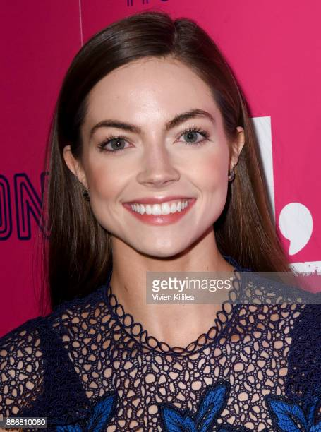 Caitlin Carver attends NEON and 30WEST Present the Los Angeles Premiere of 'I Tonya' Supported By Svedka on December 5 2017 in Los Angeles California