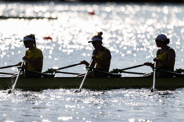 JPN: Rowing - Olympics: Day 1