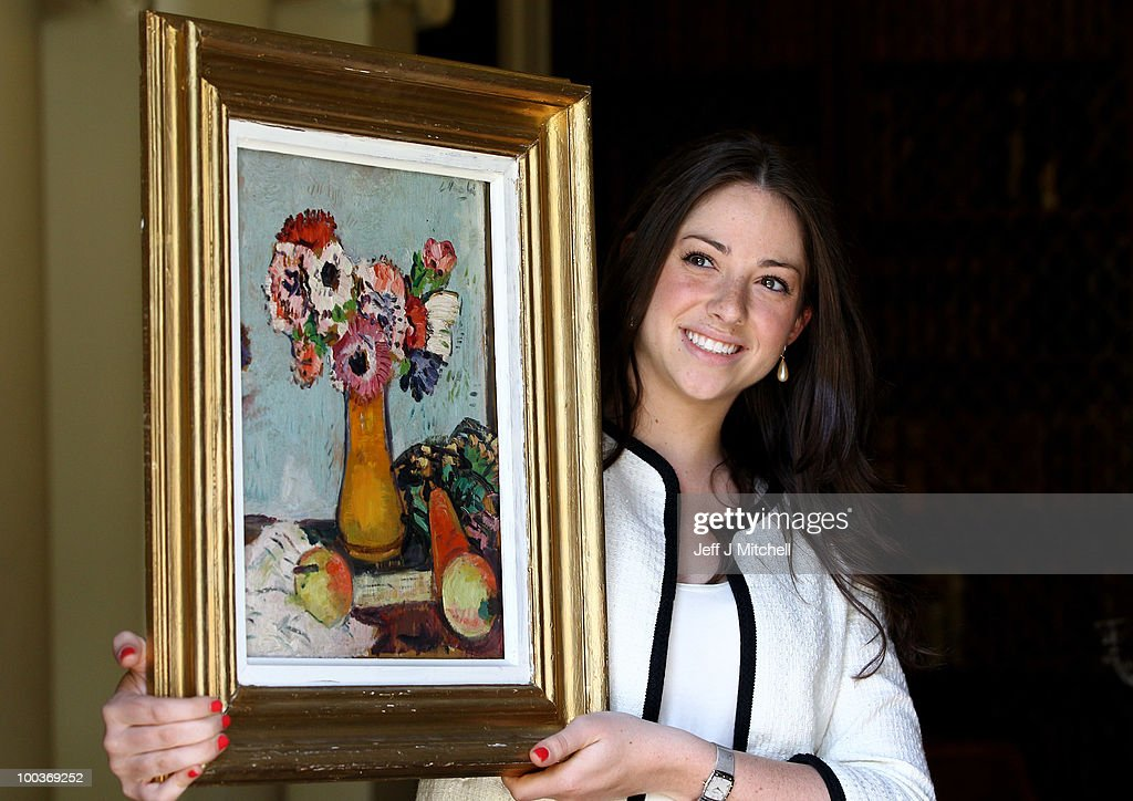 Glasgow Family's Colourist Painting Comes Up For Auction