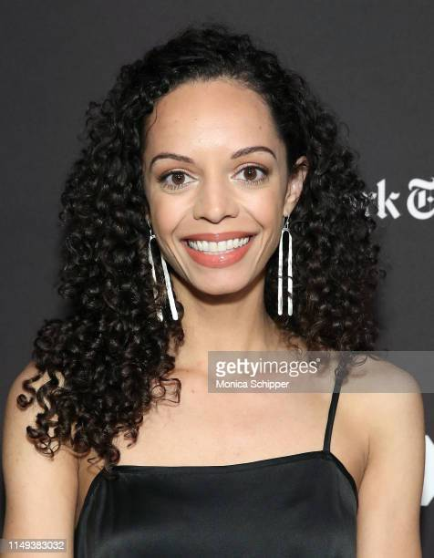 Caitlin Dickerson attends The Weekly New York Premiere at Florence Gould Hall Theater on May 15 2019 in New York City
