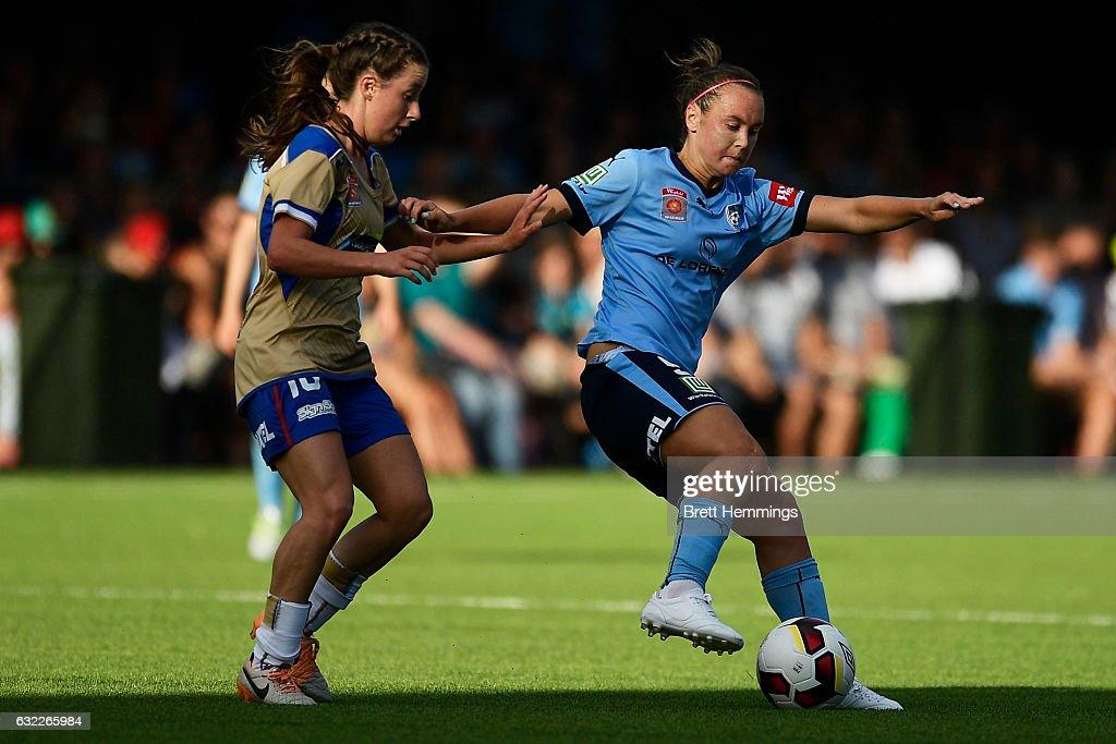 W-League Rd 13 - Sydney v Newcastle