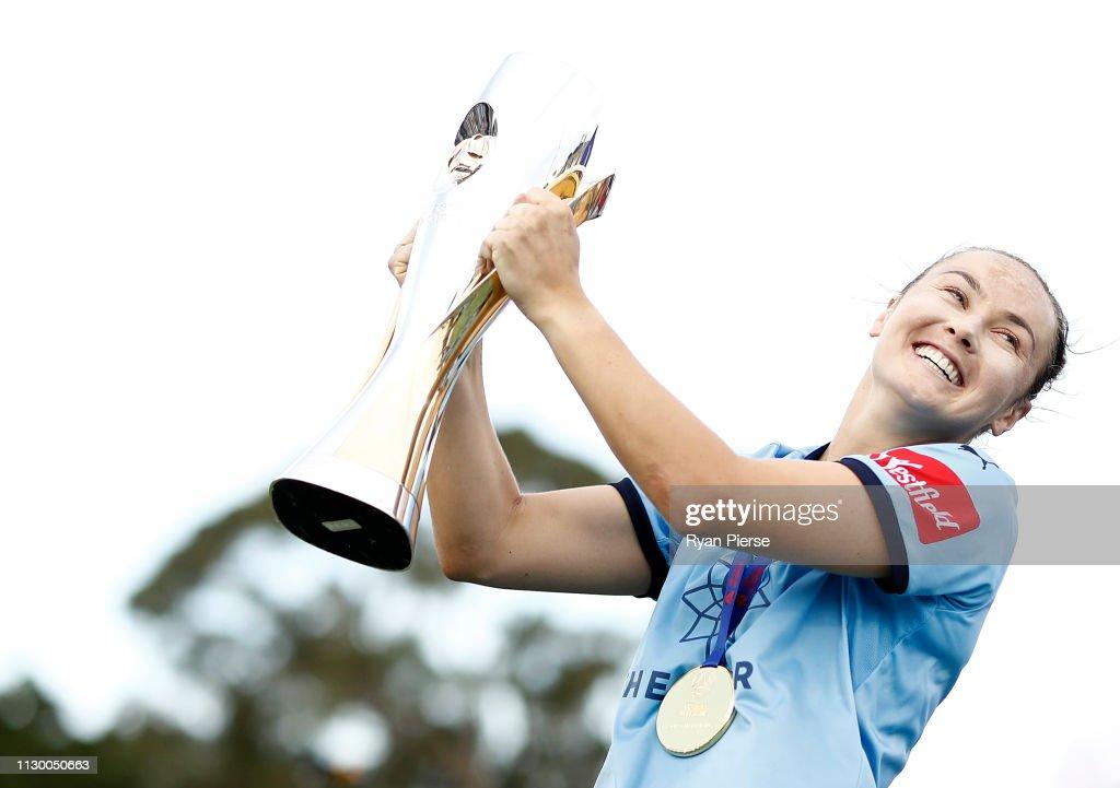 W-League Grand Final - Sydney v Perth : News Photo