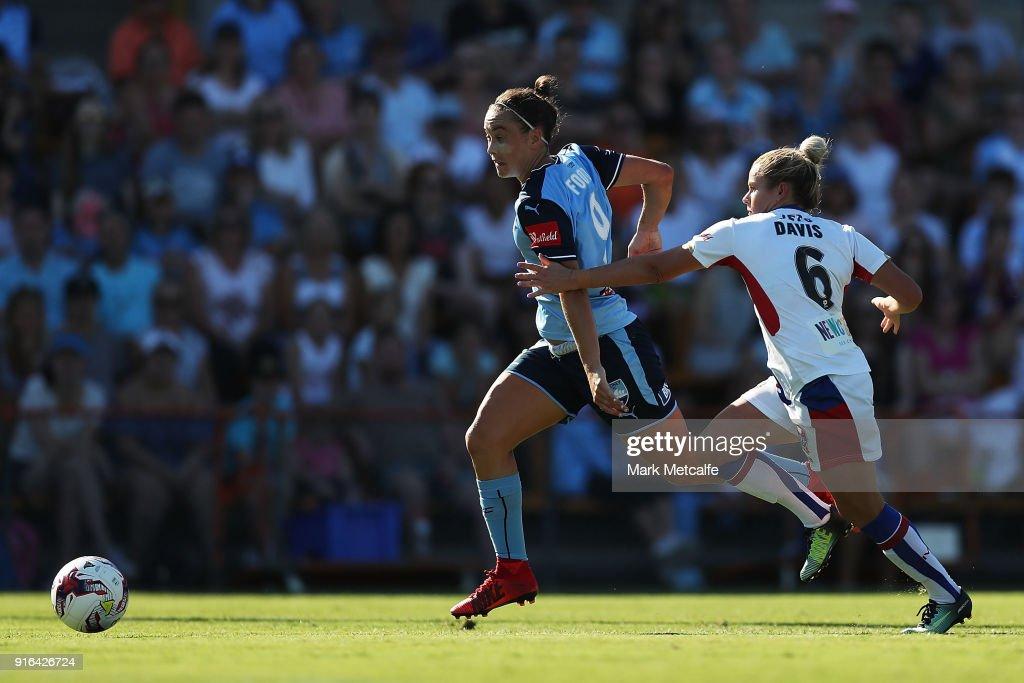 W-League Semi Final - Sydney v Newcastle