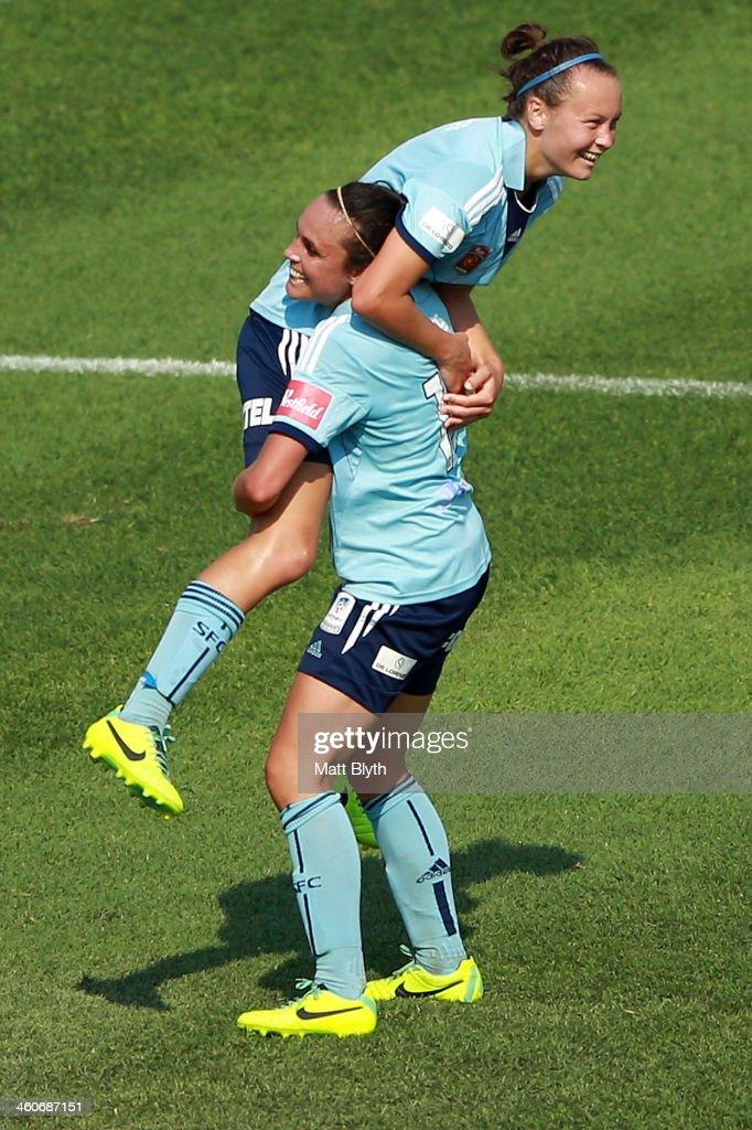 W-League Rd 7 - Sydney v Perth