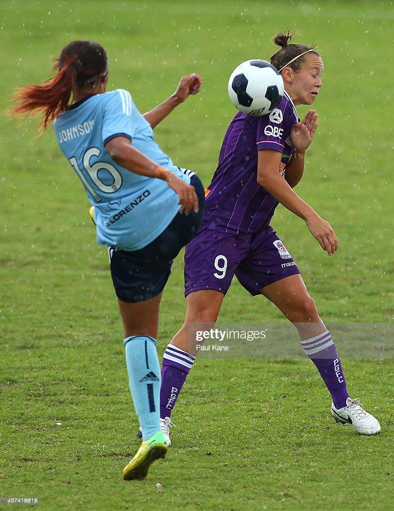W-League Rd 6 - Perth v Sydney