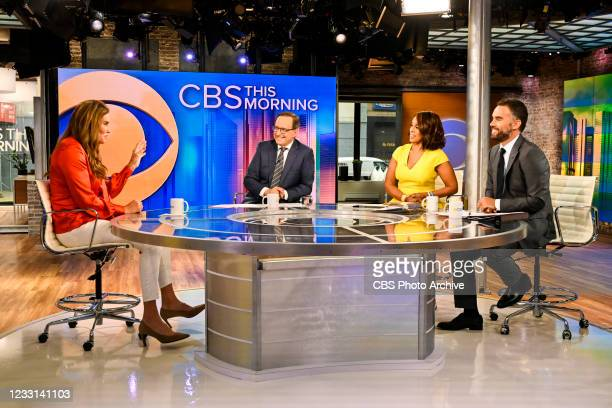 Caitlin Jenner joins CBS This Morning Co-Hosts Anthony Mason, Gayle King, and Guest Host Enrique Acevedo live from the Broadcast center in NYC.
