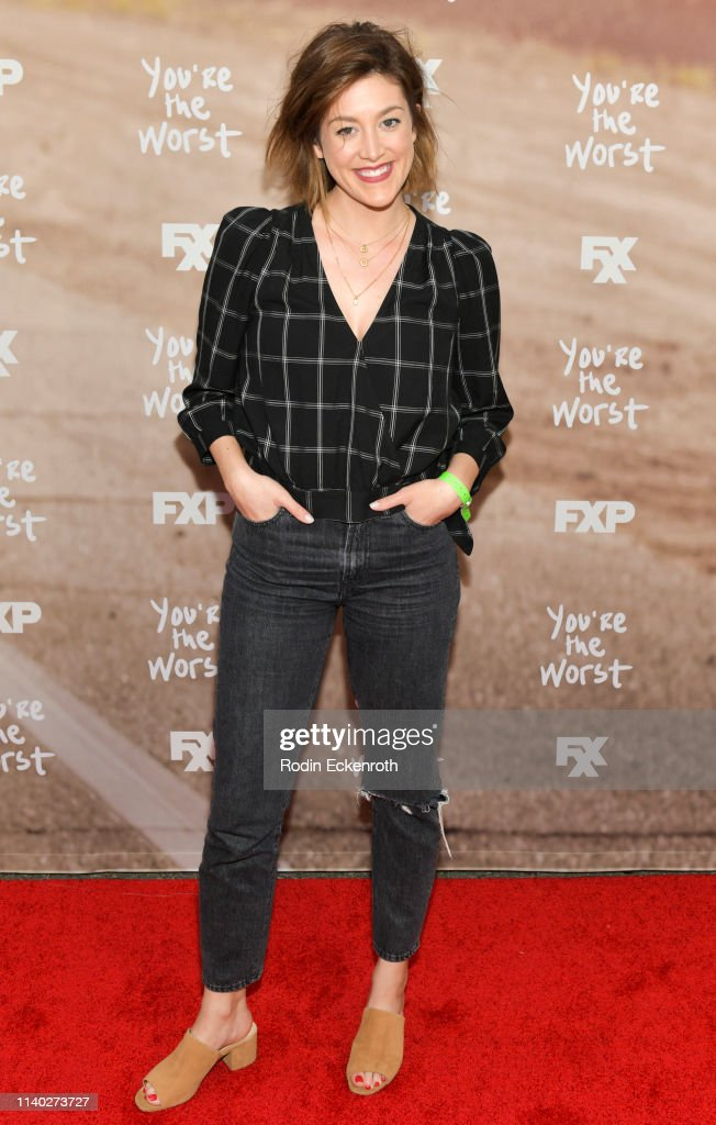 """FXX's """"You're The Worst"""" For Your Consideration Red Carpet Event : News Photo"""