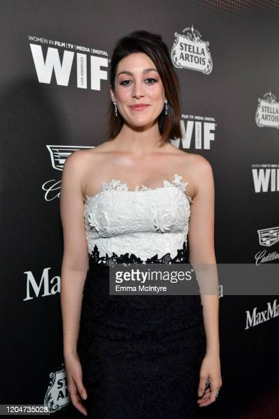 Caitlin McGee attends the 13th annual Women In Film Female Oscar Nominees Party presented by Max Mara, Stella Artois, Cadillac, and Tequila Don...
