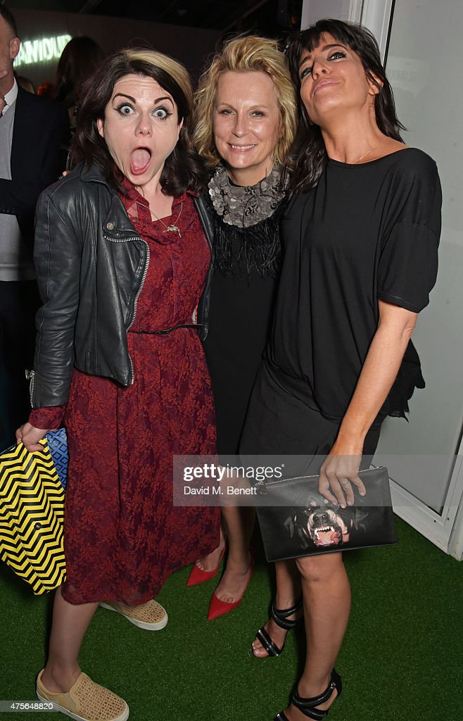 Glamour Women Of The Year Awards - After Party