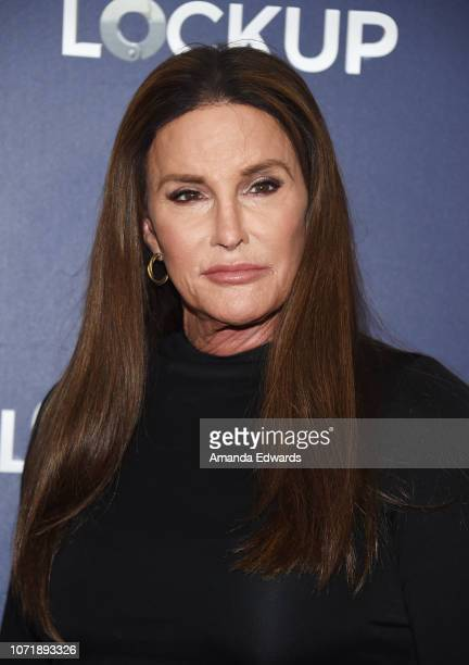 Caitlyn Jenner arrives at WE tv's Real Love Relationship Reality TV's Past Present Future event at The Paley Center for Media on December 11 2018 in...