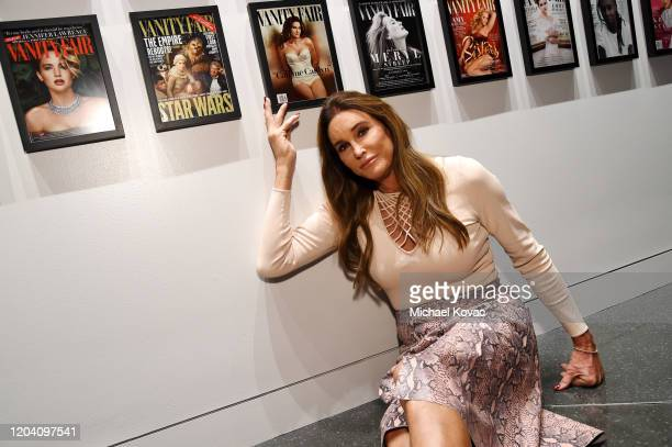 Caitlyn Jenner as Vanity Fair And Annenberg Space For Photography Celebrate The Opening Of Vanity Fair: Hollywood Calling, Sponsored By The...