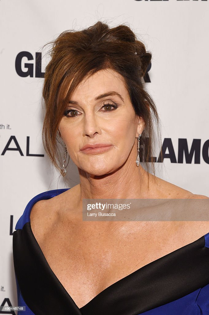 Caitlyn Jenner attends 2015 Glamour Women Of The Year Awards at Carnegie Hall on November 9, 2015 in New York City.