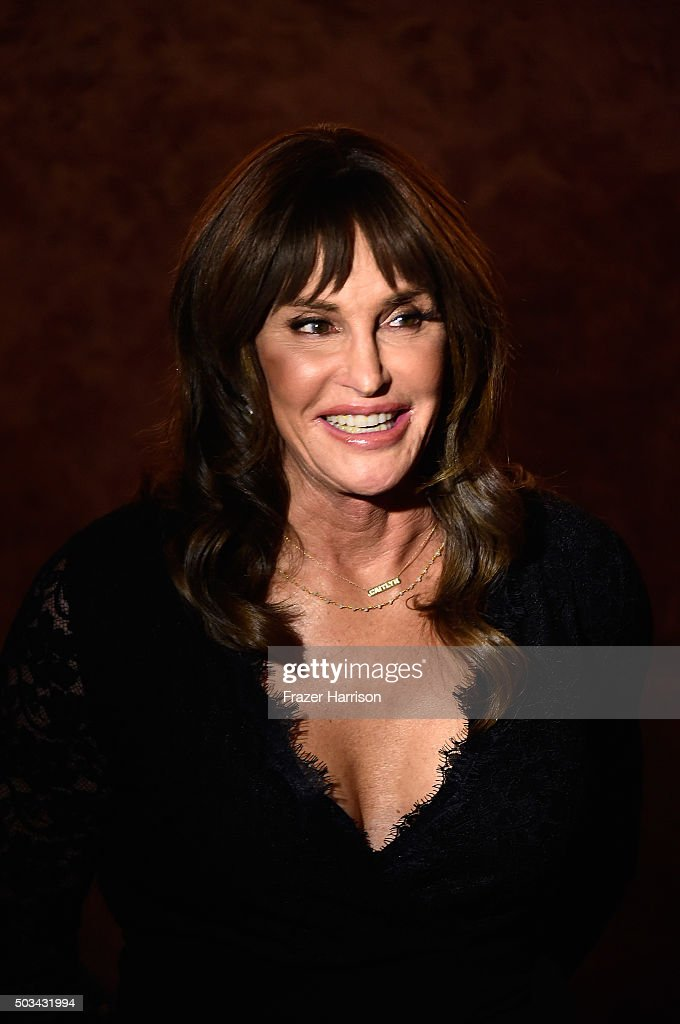 "Caitlyn Jenner Hosts Special Screening Of ""Tangerine"""