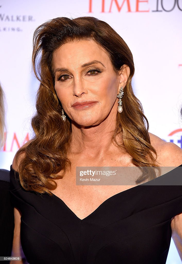 Caitlyn Jenner attends the 2016 Time 100 Gala, Time's Most Influential People In The World at Jazz At Lincoln Center at the Time Warner Center on April 26, 2016 in New York City.
