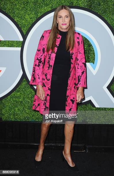 Caitlyn Jenner attends the 2017 GQ Men Of The Year Party at Chateau Marmont on December 7 2017 in Los Angeles California