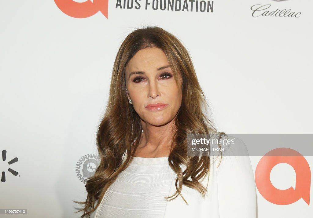 US-OSCARS-ELTON JOHN-AIDS : News Photo