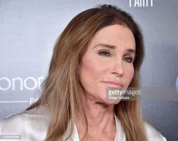 Caitlyn Jenner attends the 60th Anniversary party for the Monte-Carlo TV Festival at Sunset Tower Hotel on February 05, 2020 in West Hollywood,...