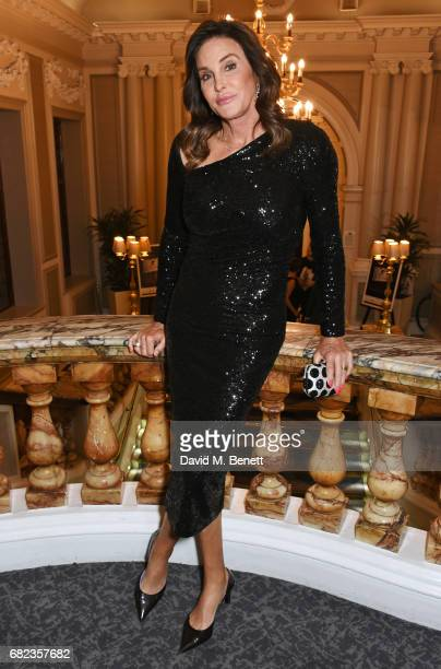 Caitlyn Jenner attends the British LGBT Awards at The Grand Connaught Rooms on May 12 2017 in London England
