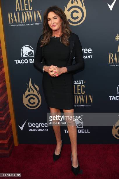 Caitlyn Jenner attends the Comedy Central Roast of Alec Baldwin at Saban Theatre on September 07, 2019 in Beverly Hills, California.