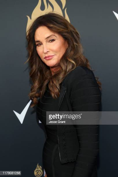 Caitlyn Jenner attends the Comedy Central Roast of Alec Baldwin at Saban Theatre on September 07 2019 in Beverly Hills California