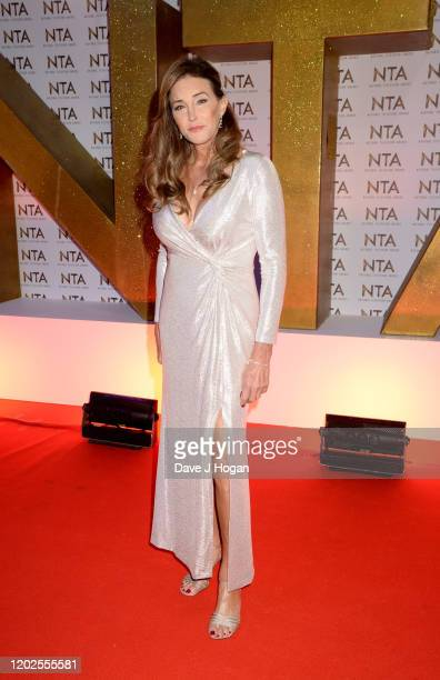 Caitlyn Jenner attends the National Television Awards 2020 at The O2 Arena on January 28 2020 in London England