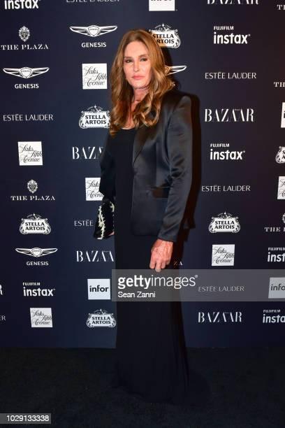 Caitlyn Jenner attends The Worldwide Editors Of Harper's Bazaar Celebrate ICONS by Carine Roitfeld presented by Infor Stella Artois FUJIFILM Estee...