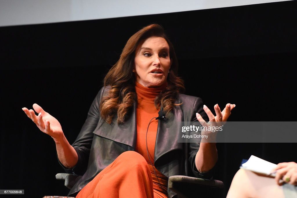 Los Angeles Times Ideas Exchange With Caitlyn Jenner : News Photo