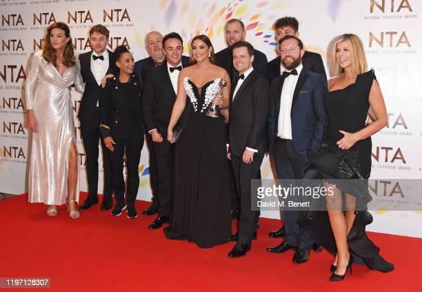 Caitlyn Jenner, Roman Kemp, Adele Roberts, Cliff Parisi, Anthony McPartlin, Jacqueline Jossa, James Haskell, Declan Donnelly, Myles Stephenson,...