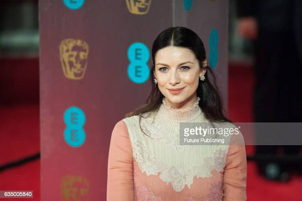 Caitriona Balfe attends the 70th British Academy Film Awards ceremony at the Royal Albert Hall on February 12 2017 in London England PHOTOGRAPH BY...