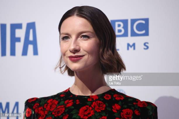 Caitriona Balfe attends the British Independent Film Awards 2019 at Old Billingsgate on December 01, 2019 in London, England.