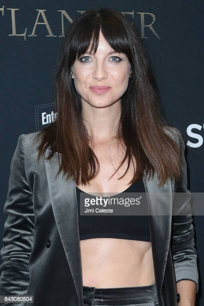 Caitriona Balfe attends the New York premiere of 'Outlander' Season Three at Time Inc on September 5 2017 in New York City