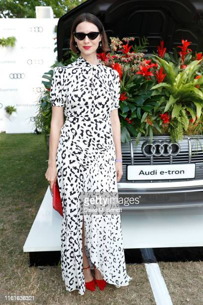 Caitriona Balfe Audi guest at Henley Festival Oxfordshire Friday 12 July in HenleyonThames England