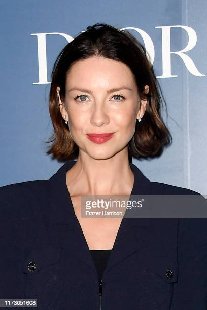 Caitríona Balfe attends the HFPA/THR TIFF PARTY during the 2019 Toronto International Film Festival at Four Seasons Hotel on September 07, 2019 in...