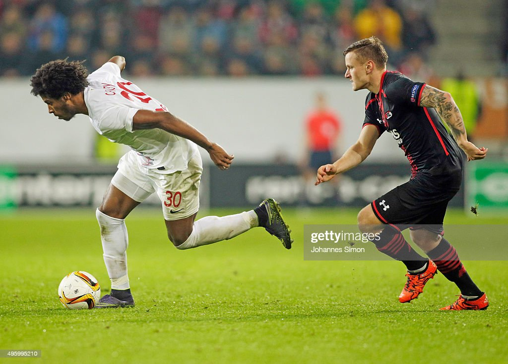 FC Augsburg v AZ Alkmaar - UEFA Europa League
