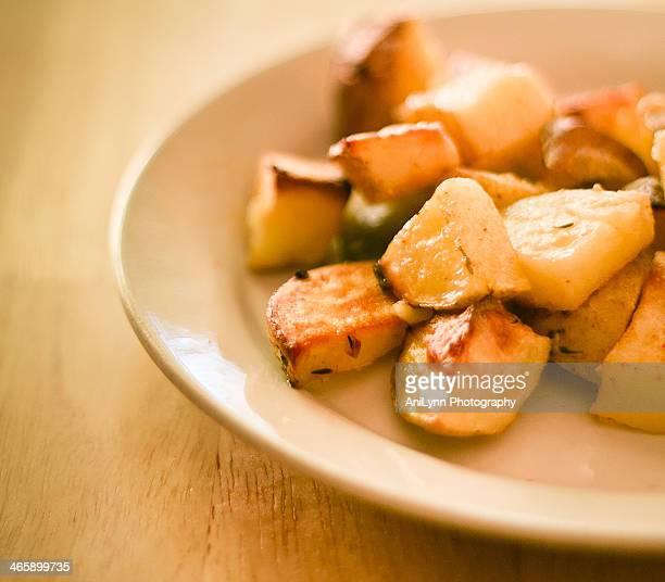 Cajun Roasted Potatoes