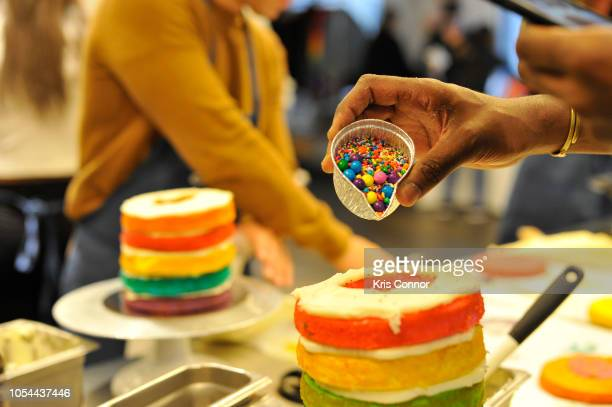 Cake Decorating Master Class at Institute of Culinary Education on October 13 2018 in New York City