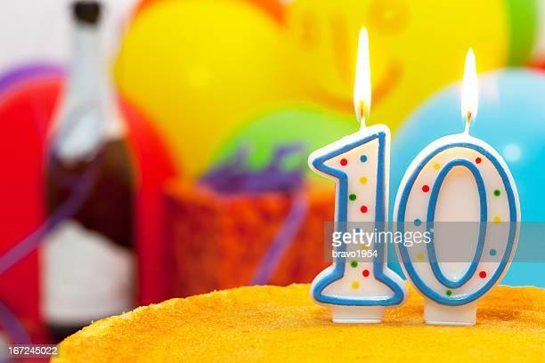 Kuchen für 10st Geburtstag