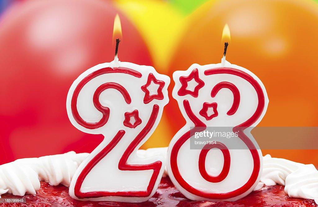 Открытка с днем рождения 28 лет девушке
