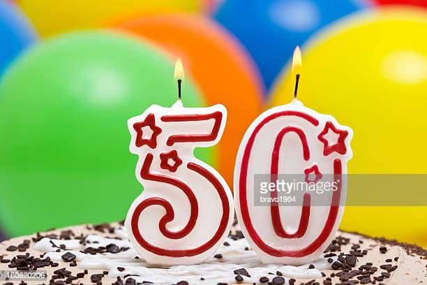 Cake for 50st birthday