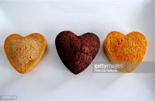 Cake in Heart shape