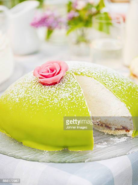 cake - marzipan stock pictures, royalty-free photos & images