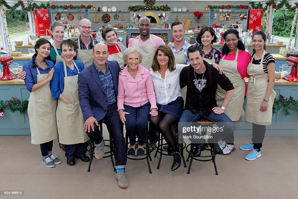 "ABC's ""The Great American Baking Show"" : News Photo"