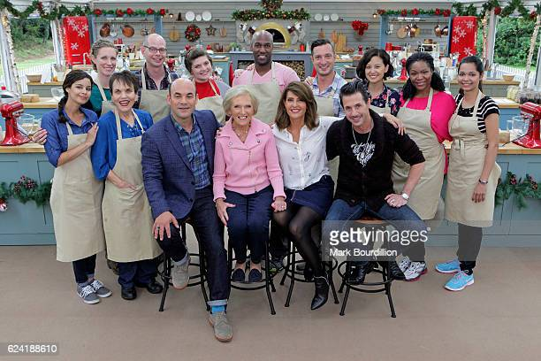 SHOW Cake Week On your marks get set bake The most festive and friendliest competition on television is back In a twohour season premiere The Great...